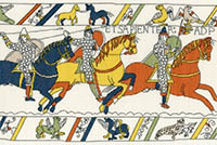 The Cavalry - The Bayeux Tapestry  Kit