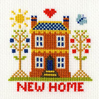 New Home Card Kit