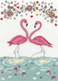Love Flamingo Kit