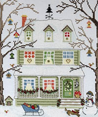 New England Homes - Winter Kit