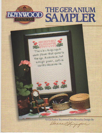 The Geranium Sampler