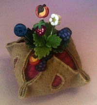 Berry Delicious Pincushion