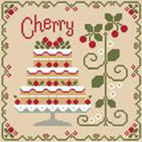 Cottage Cakes - Cherry