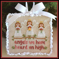 Classic Collection Ornament #1 - Angels