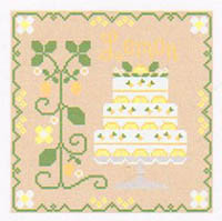 Cottage Cakes - Lemon Chiffon Cake