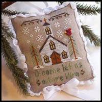 Classic Ornament #6 - Let Us Adore Him