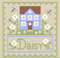 Cottage Flower - Daisy