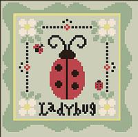 Garden Party - Ladybug