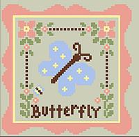 Garden Party - Butterfly