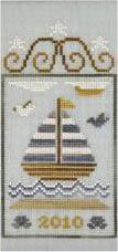 Summer Seascapes - Sailboat