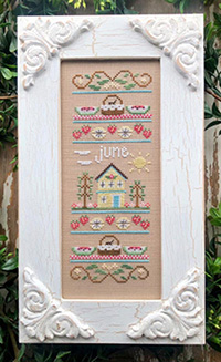 Sampler of the Month - June