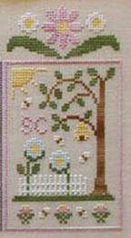 Spring Social - Honeybee Garden Thread Kit
