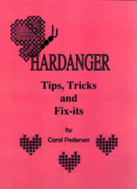 Hardanger Tips, Tricks and Fix-its