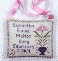 Samantha's Pillow