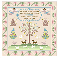 Angels from Heaven - A Birth Sampler