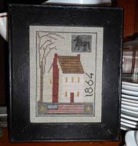 1864 House Sampler
