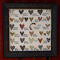 A Friendship Sampler