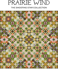 Shooting Star Collection - Prairie Wind