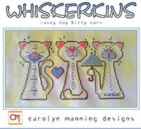 Whiskerkins Trio, Rainy Day Cats