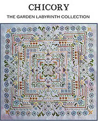 Garden Labyrinth - Chicory