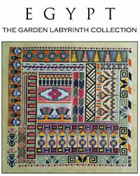 Eqyptian Garden Labyrinth