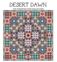 Shooting Star Collection - Desert Dawn