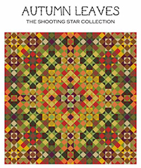 Shooting Star Collection - Autumn Leaves