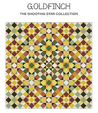 Shooting Star Collection - Goldfinch