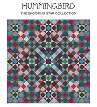 Shooting Star Collection - Hummingbird
