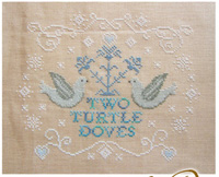 12 Days of Christmas - Two Turtle Doves