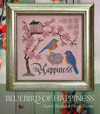 Songbird's Garden #5 - Bluebird of Happiness