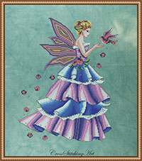 Florence, The Spring Fairy