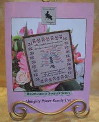 Almighty Power Family Tree Sampler