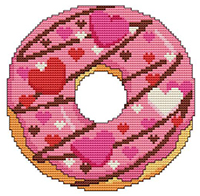 A Year of Donuts - February
