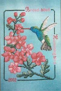 2002 Broad-billed Hummingbird