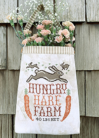Hungry Hare Feed Sack