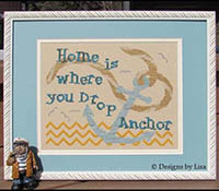 Home Is Where You Drop Anchor