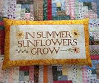 Sunflowers Grow