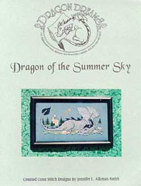 Dragon Of The Summer Sky