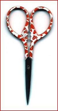 Red Heart Scissors