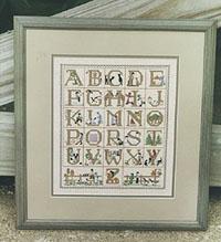 Amish Alphabet