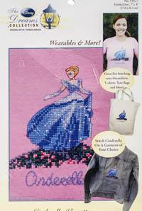 Cinderella Waste Canvas Kit