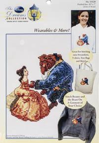 Beauty & The Beast Waste Canvas Kit