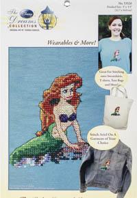 Little Mermaid Waste Canvas Kit