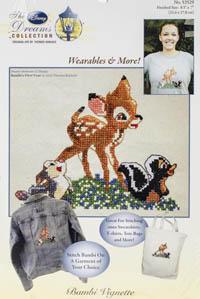 Bambi Waste Canvas Kit