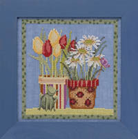 Blooms and Blossoms - Tulips & Daisies Kit