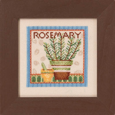 Growing Green -   Rosemary Kit