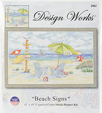 Beach Signs Kit