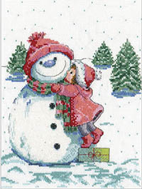 Red Hat Snowman Kit