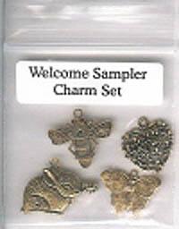 Welcome Sampler Charm Set
